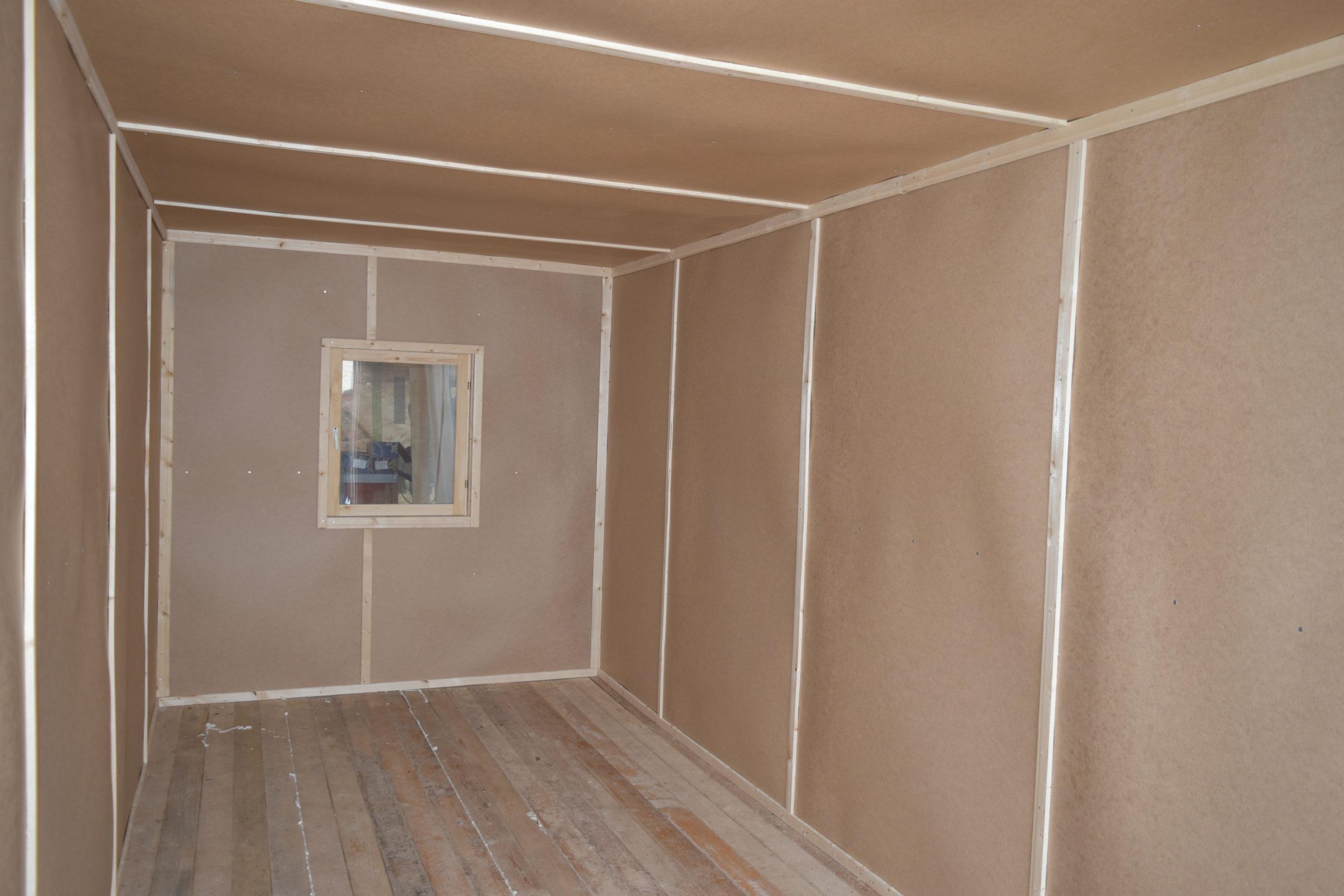 Блок-контейнер бытовка металлическая 3 метра