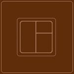 Деревянное окно в комплектации от производителя