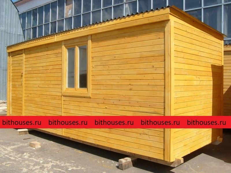 Хозблок (сарай деревянный) 8 метров